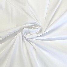 Tissu en polycoton au mètre extra large 244 cm de