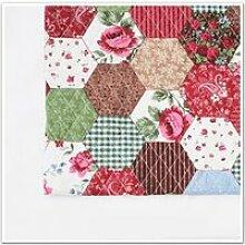 tissus de courtepointe 100% coton, Textile pour