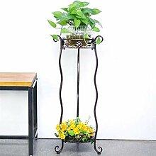 Titulaire de fleur simple Art Flowerpot base