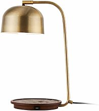 TJLSS Lampe de table simple nordique moderne Art