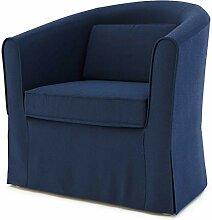TLY Housse de fauteuil Tullsta en coton pour Ikea