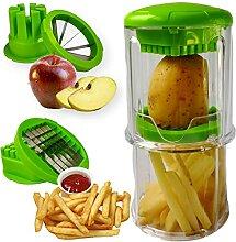 TOCOOK Coupe Frites découpe légumes - Coupe