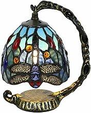 Tokira Tiffany Bleu Libellule Lampe de Bureau 5