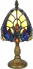 Tokira Tiffany Jaune Baroque Lampe de Bureau, 6