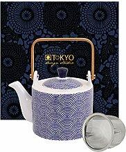Tokyo Design Studio, Théière 0.8L, Motif Nippon
