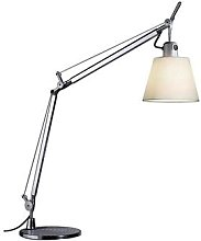 TOLOMEO BASCULANTE-Lampe de bureau H66cm ivoire
