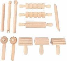 Tomaibaby Kit D'outils de Pâte Ensembles de