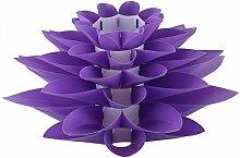 TOOGOO DIY Lotus Lampshade IQ PP Plafond Abat-Jour