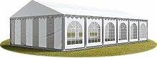 TOOLPORT Tente Barnum de Réception 6x12 m Premium