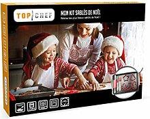 TOP CHEF CHEF008 Mes sablés de Noël Matériel de