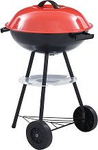 Topdeal VDTD45610_FR Barbecue portable XXL au