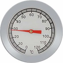 TOPINCN Thermomètres pour Barbecue à Pizza 120
