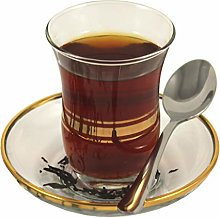 Topkapi - Service à thé turc Leyla ultan avec
