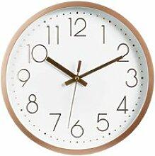 Topkey Horloge Murale 12 -Silencieuse Non