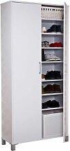 Topkit - Meuble à chaussures Duero 7177   Blanc -