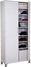 TopKit Meuble à Chaussures Duero 7177 Blanc