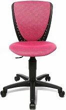 Topstar - Chaise de Bureau Ergonomique - Rose