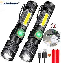 Torche LED magnétique lumineux superbe de