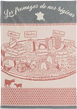 Torchon PLATEAU DE FROMAGE - COUCKE Promo 30%