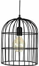 Tosel-cage - suspension plastique et acier noir