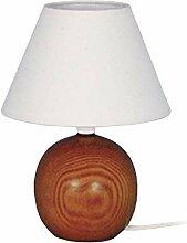 Tosel E0259A Lampes, Bois hêtre tournée,