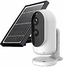 TOTHEBEACH Caméra de Surveillance Solaire,