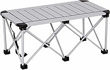 Tout alliage d'aluminium portable table de