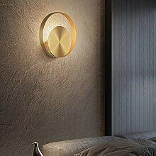 Toute La Lampe Murale En Cuivre Moderne