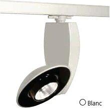 Trajectoire - Projecteur LED 51W blanc orientable
