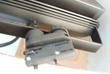 Trajectoire - Projecteur noir pour rail monophasé
