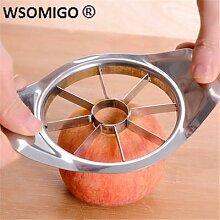 Trancheur de fruits et légumes en acier