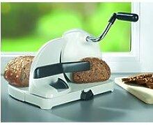 Trancheuse à pain manuelle, pliable