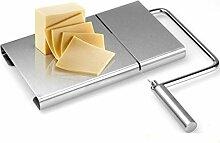 Trancheuse Coupe-cuisine Inox, Pour Foie Gras,