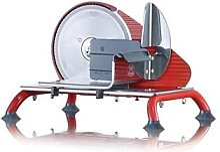 Trancheuse manuelle rouge HE93 Graef