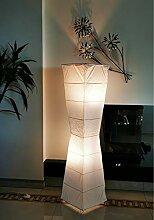 Trango 1209L Lampadaire LED *LADY* Lampe en papier