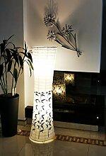 Trango 1217 Lampe sur pied moderne en papier de