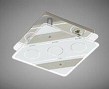 Trango 3 spots LED 3617-032 ELSIE en métal avec