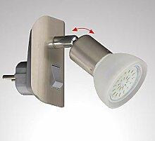 Trango Plug LED light TG11-042 en acier inoxydable