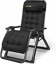 Transat Chaise Jardin Extra large Patio Chaise