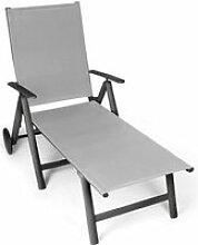 Transat/Chaise longue - Vanage, Surface textile,