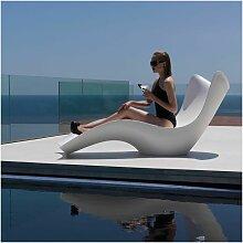 Transat design Surf - Blanc - Extérieur -