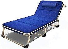 Transat Fauteuil De Jardin Pliant Confortable,