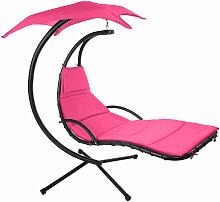 Transat suspendu KASIA - fauteuil relax, fauteuil