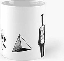 Transformation Classic Mug - Funny Gift Coffee Tea