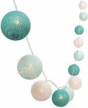 Treer Guirlande Lumineuse Boules, Boules de Noel