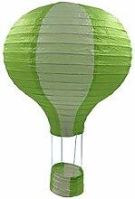 TREESTAR Arc en Ciel Ballon à air en Papier