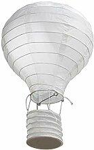 TREESTAR Ballon À Air Chaud en Papier Lanterne en
