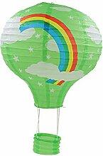 TREESTAR Ballon à air en Papier Lanterne
