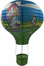 TREESTAR Ballon à air en Papier Lanterne en