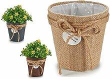 Trendcool x3 Cache Pot Plante Interieur. Pack 3